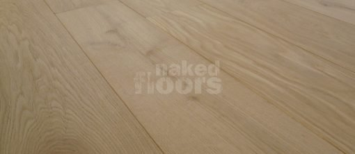 Unfinished Engineered Oak Flooring Sample