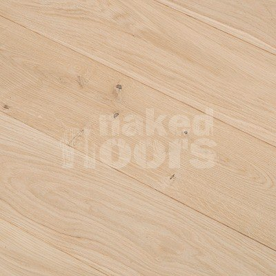 180mm Wide Unfinished Oak Flooring Engineered Laid