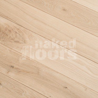 220mm Wide Unfinished Oak Flooring Engineered Laid