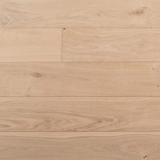 180mm Wide Unfinished Engineered Oak Flooring