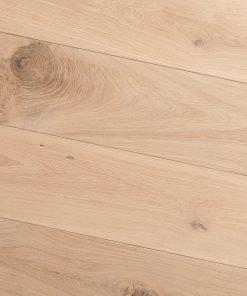 220mm Wide Unfinished Engineered Oak Flooring