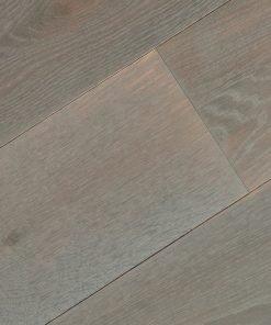 Clay Grey Oak Engineered Wood Flooring - 300mm Wide, 21mmThick