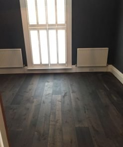 220mm Wide Henge Oak Dark Grey
