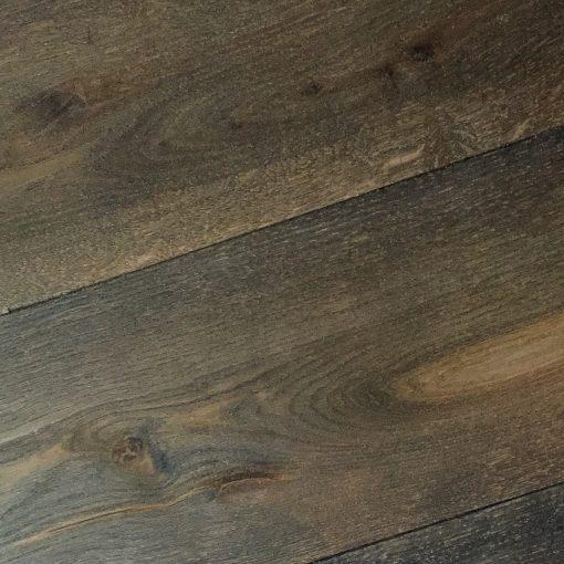 Henge Oak Dark Grey Wood Floors Diagonal