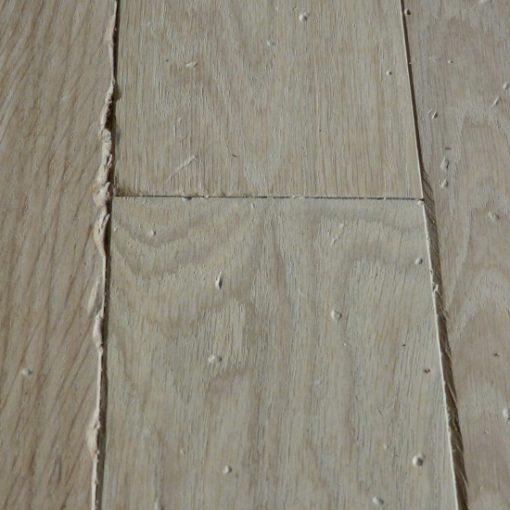 Narrow Oak Floorboards