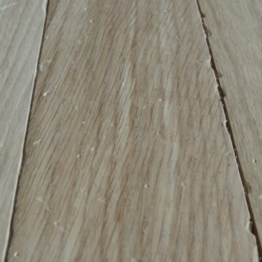 Narrow Oak Floorboards Sample