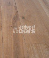 Random Width Engineered Oak Flooring