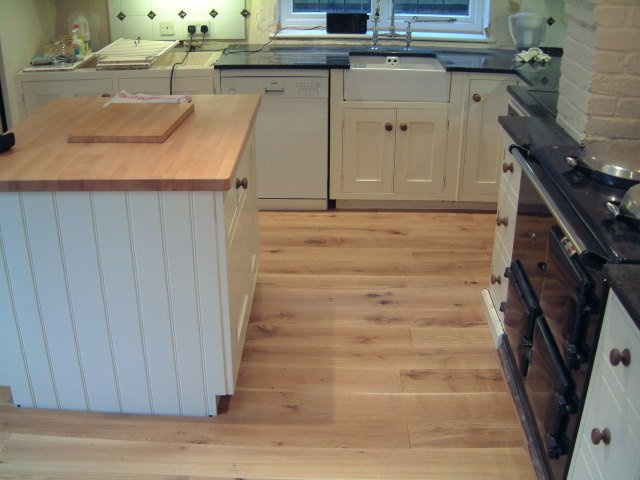 kitchen pictures with dark wood floors - wood floors