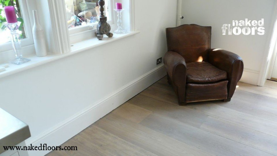 Wiversfield Range Engineered Wide Plank Oak Flooring