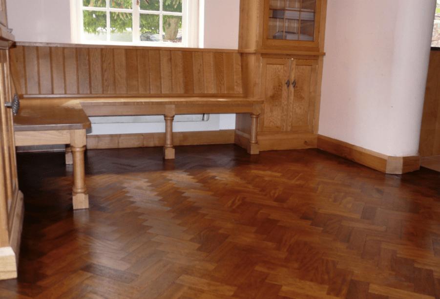 Herringbone Parquet Floors Copyright Naked Floors
