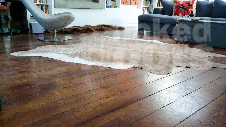 Old School Interior Penthouse Flooring - Repro Reclaimed Oak