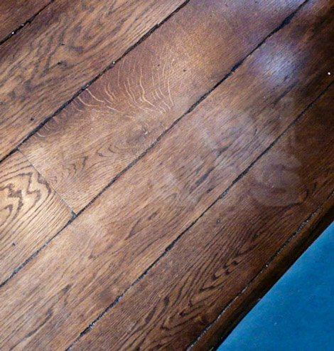 Varley Hall Repo Reclaimed Oak Flooring