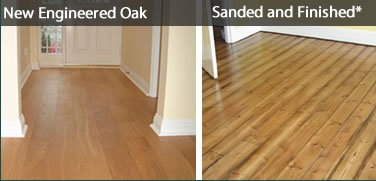 Naked Floors - Floor Sanding and Replacement