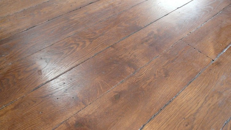 Varley Hall Repro Reclaimed floorboards by Naked Floors