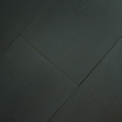 Charcoal Grey Oak Flooring Sample