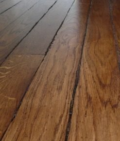Varley Hall Distressed Oak