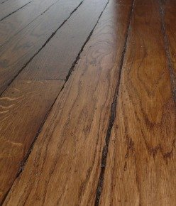 Varley Hall Distressed Oak Flooring