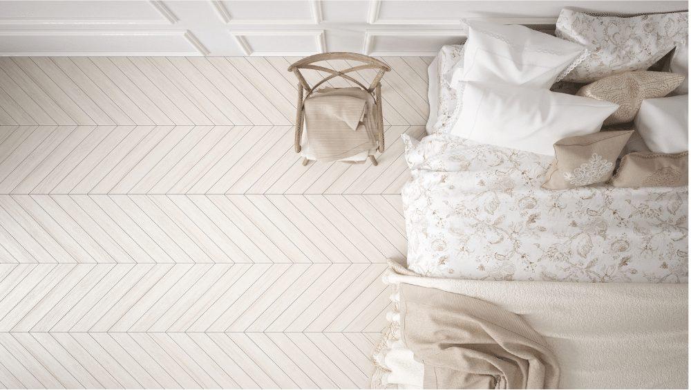 White wooden floors Naked Floors blog
