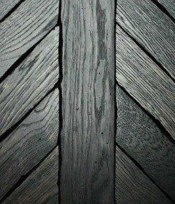 Londinium Noir Chevron Parquet Floor