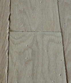 Narrow Oak Floorboards