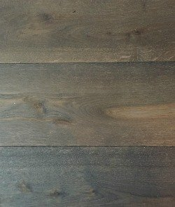 Henge Oak Dark Grey Wood Floors