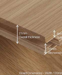Unfinished Herringbone Parquet Wood Flooring-4
